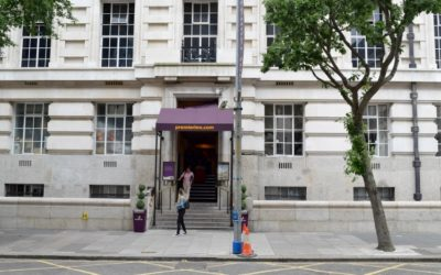 Hotel-Review: Bestlage in London – Premier Inn London County Hall