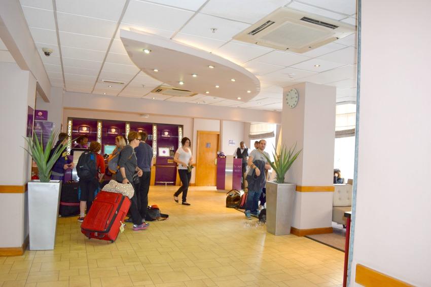 Hotel Review Bestlage In London Premier Inn London