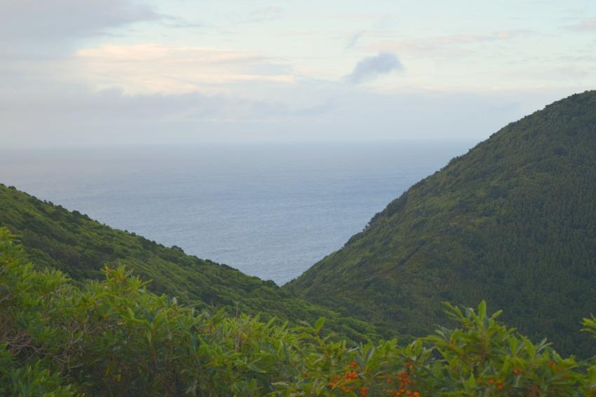 Azoren Unterwegs auf Terceira Monte Brasil