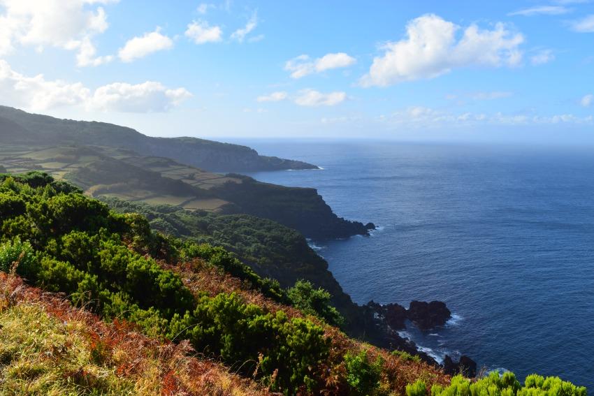 Azoren Unterwegs auf Terceira