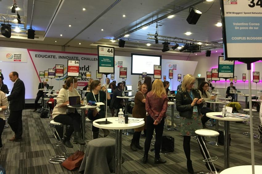 Die wichtigsten Messen und Konferenzen 2017 für Reiseblogger WTM Bloggerspeeddating