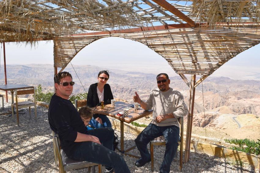 Und tschüss 2016 Jordanien Roadtrip Pause