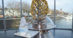 Besuch im Schokoladenmuseum in Köln