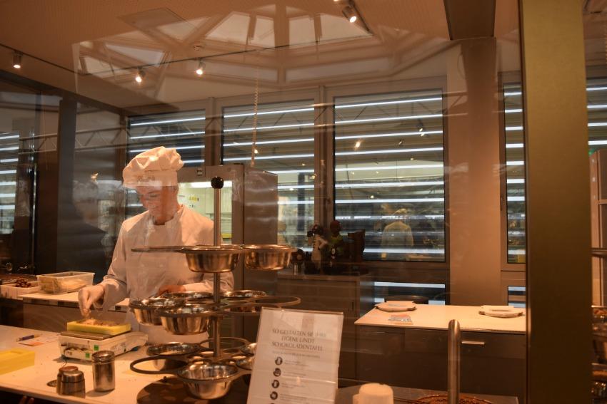Besuch im Schokoladenmuseum in Köln Schokoladenmanufaktur