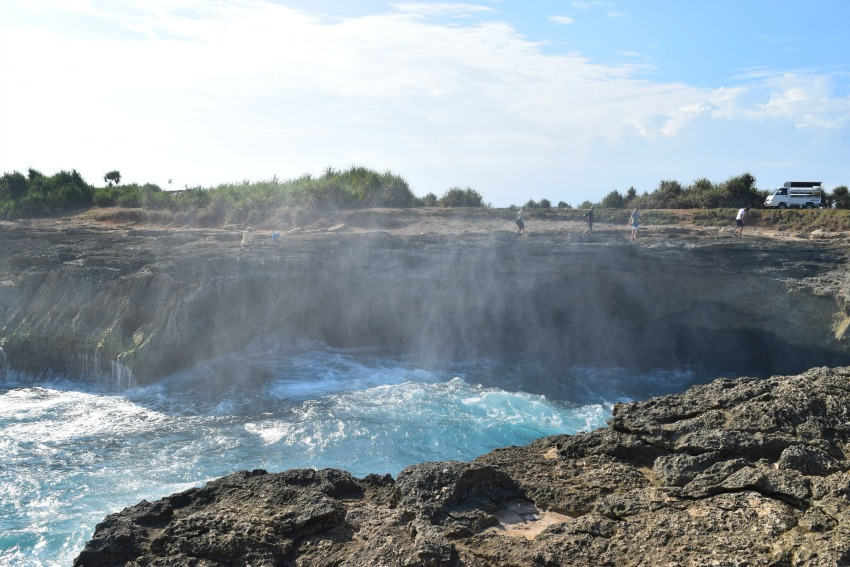 Nusa Lembongan Devil's Tear 2
