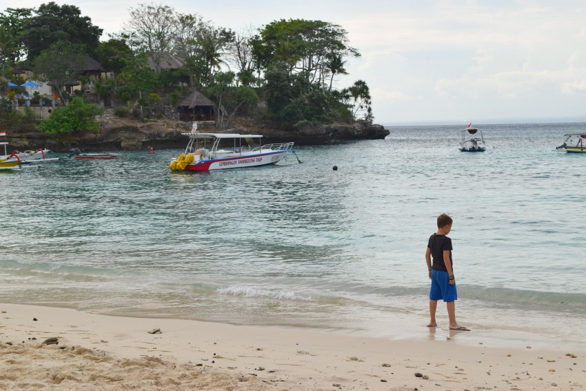 Nusa Lembongan Mushroom Beach 3
