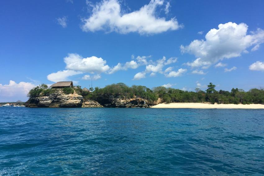 Nusa Lembongan Paradiesinsel in Indonesien