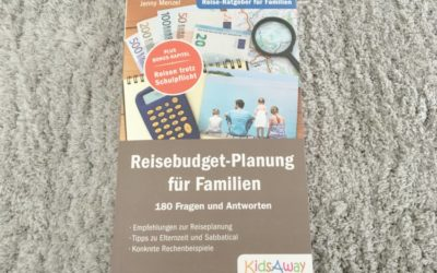 Buch Review Reisebudget-Planung für Familien