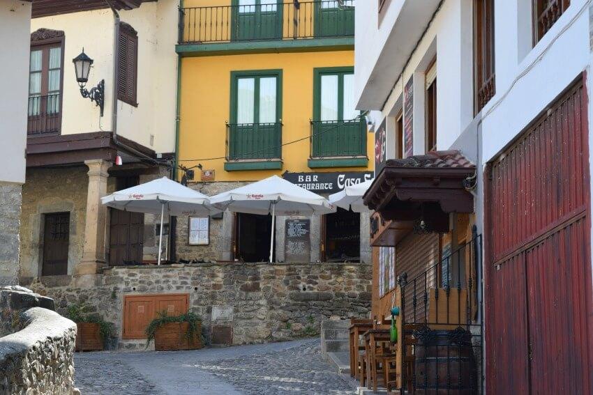 Picos de Europa - Spaziergang durch Potes