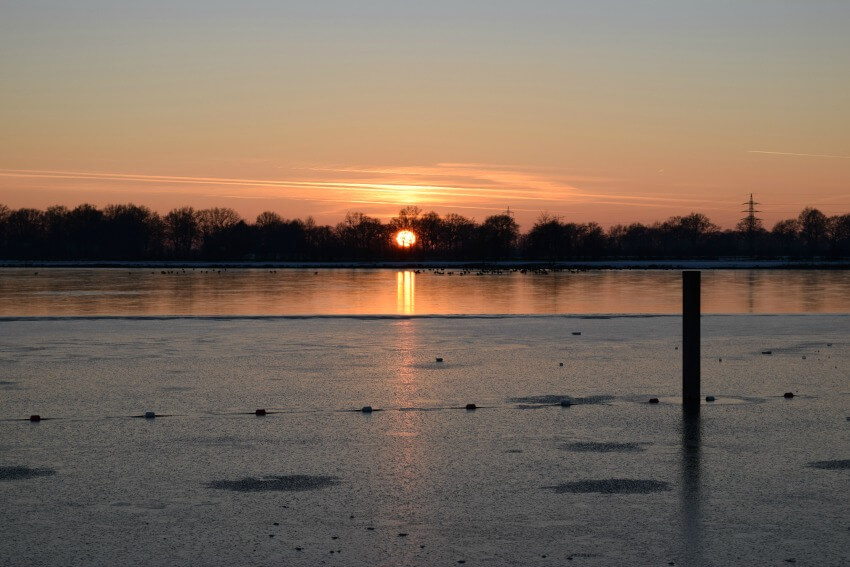 Winterspaziergang am Lohner See 10