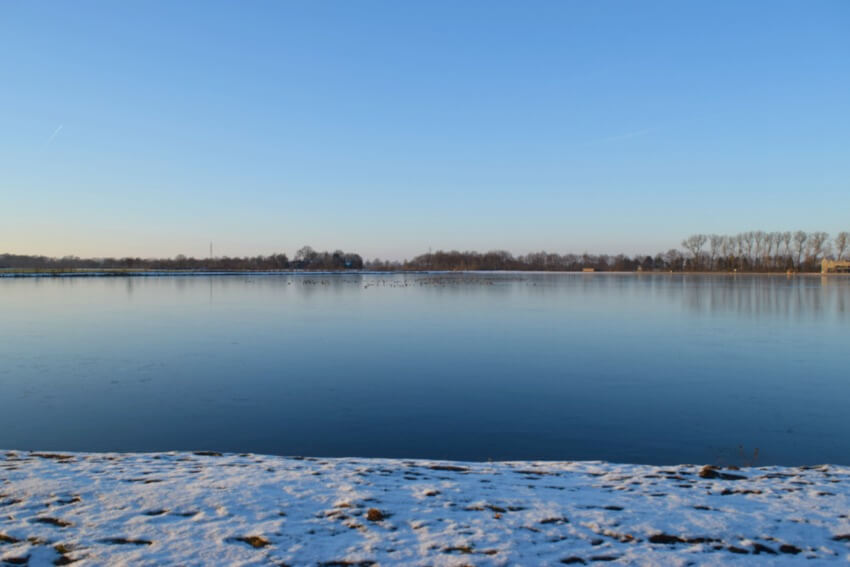 Winterspaziergang am Lohner See 2