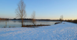 Winterspaziergang am Lohner See