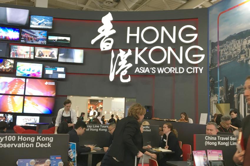 Mein Rückblick auf die ITB 2017 Hong Kong
