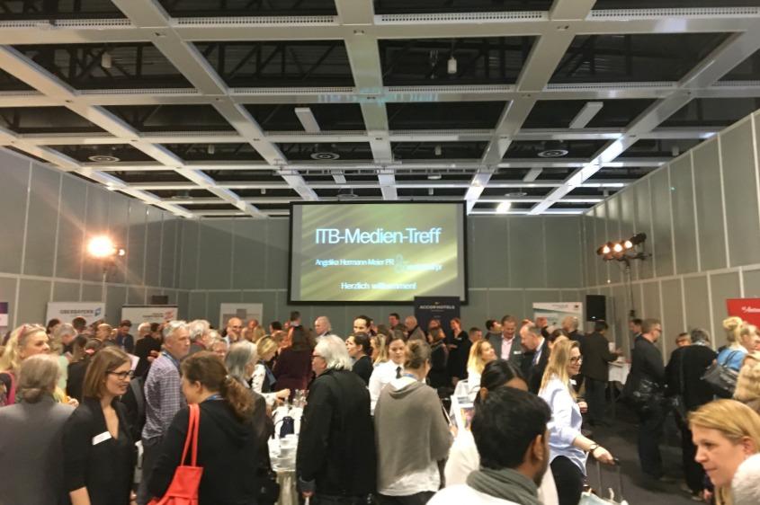 Mein Rückblick auf die ITB 2017 Medien-Treff