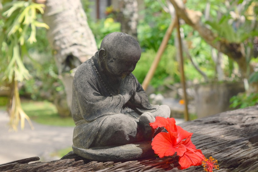 Ubud Highlights Bucu View Buddha