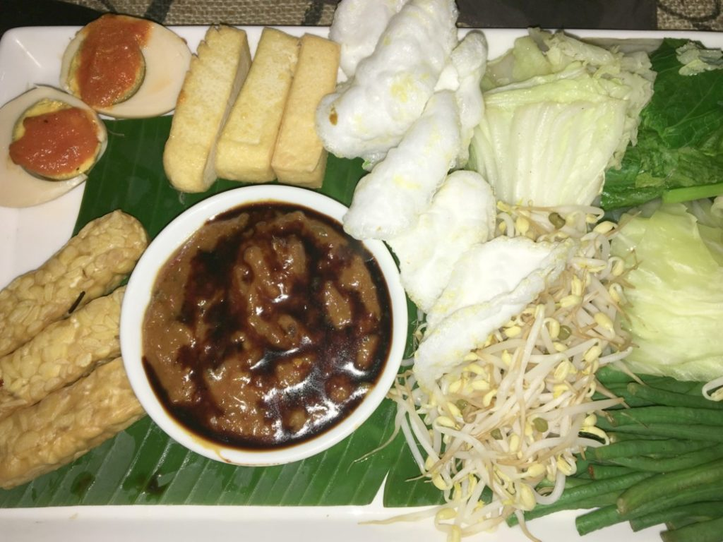 Ubud Highlights Gado Gado