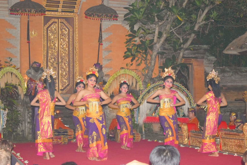 Ubud Highlights Legong