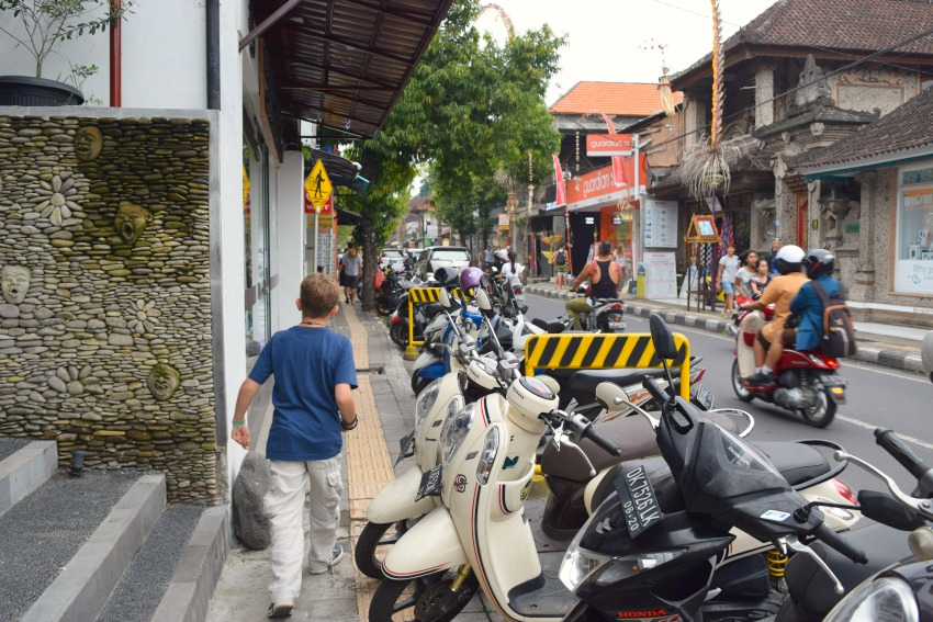 Ubud Highlights Shopping
