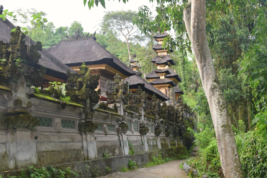 Ubud Highlights Tempel