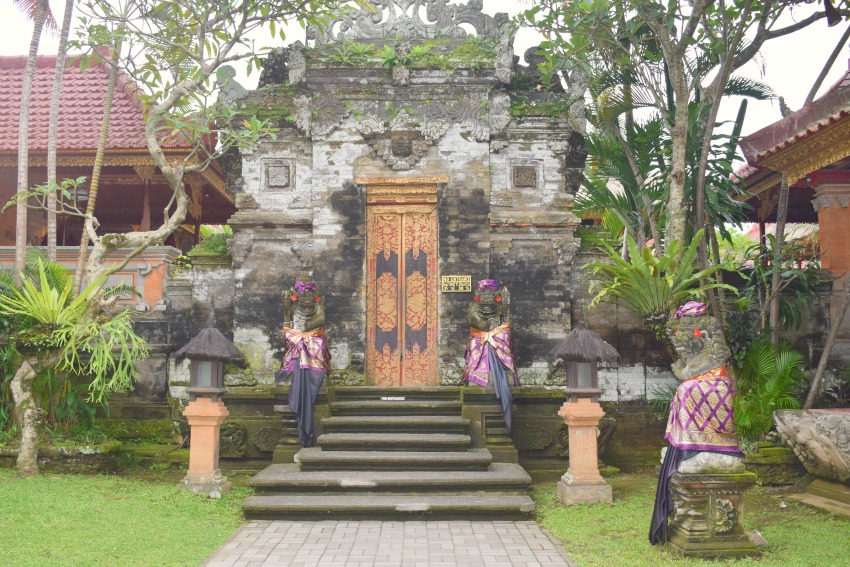 Ubud Highlights im Palace