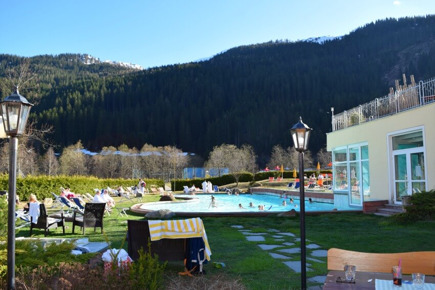 Hotel Schneeberg Family Resort Spa Außenpool