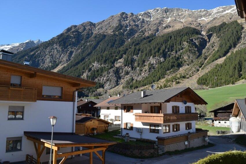 Hotel Schneeberg Family Resort Spa Ausblick