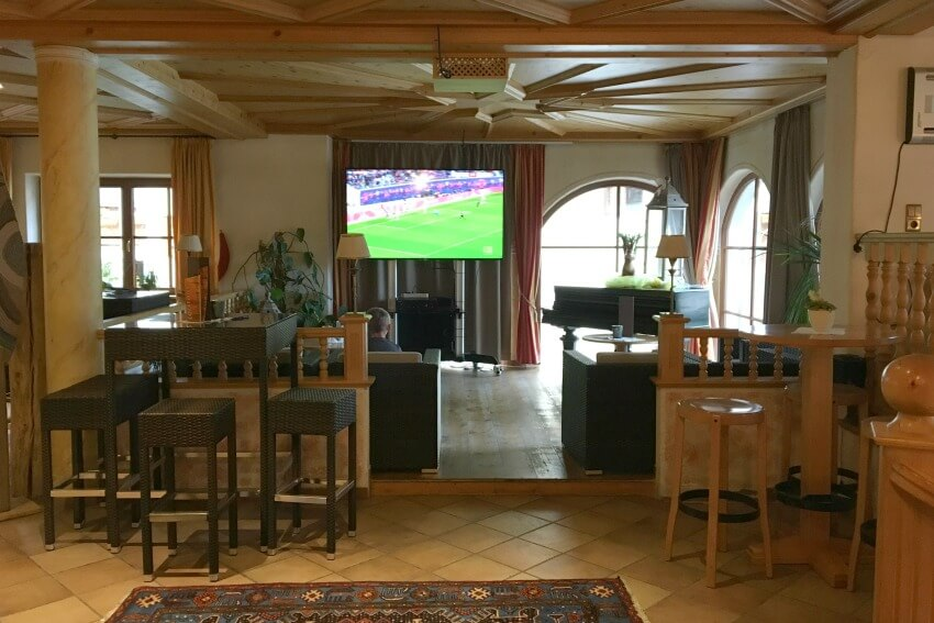 Hotel Schneeberg Family Resort Spa Bar