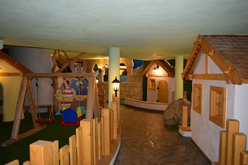Hotel Schneeberg Family Resort Spa Family Acqua Park