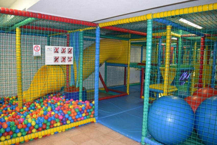 Hotel Schneeberg Family Resort Spa Indoor Spielplatz