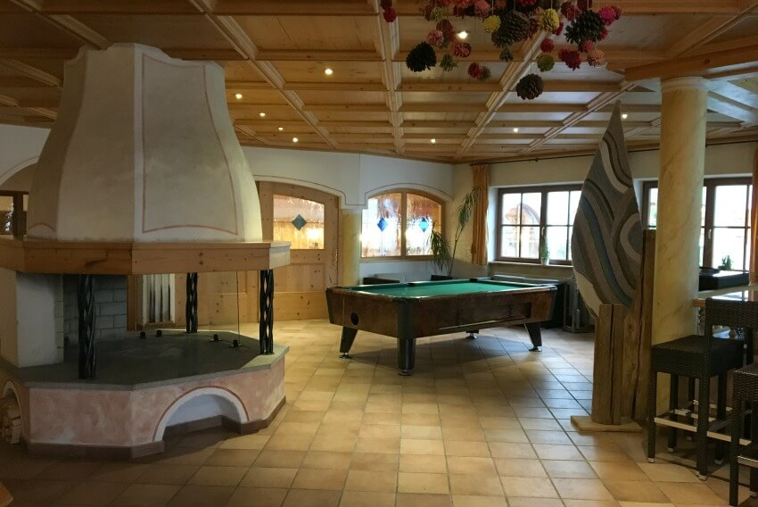 Hotel Schneeberg Family Resort Spa Kamin