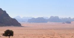 Impressionen von der Wüste Wadi Rum