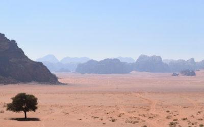 Jordanien – Impressionen von der Wüste Wadi Rum