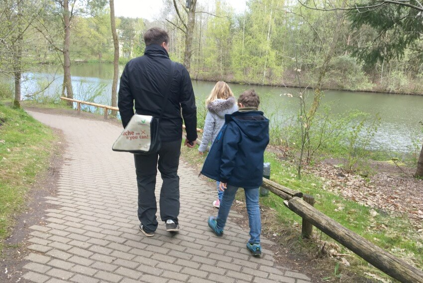 Center Parcs Bispinger Heide Geocaching