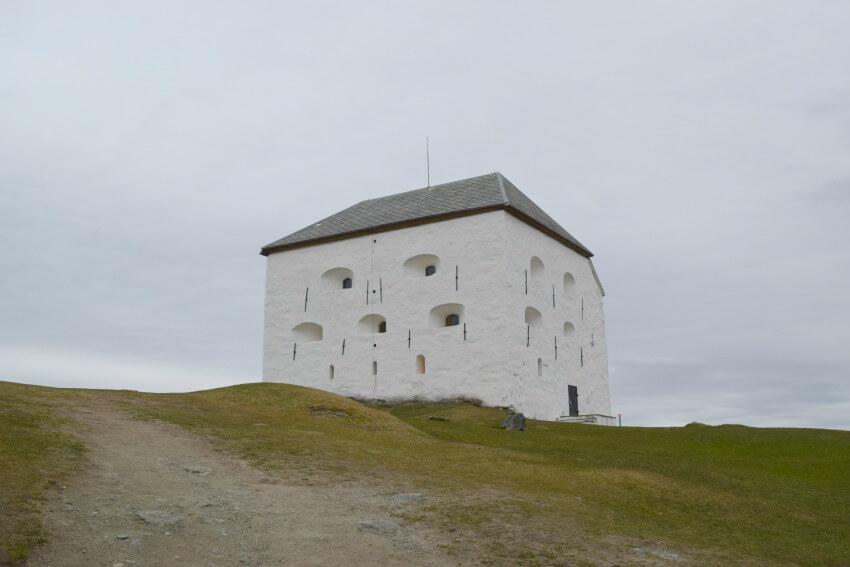 Norwegen - Trondheim Kristiansten Fortress
