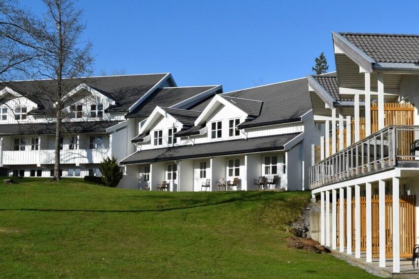 Der Goldene Umweg in Norwegen Jegdvolden Fjordhotel