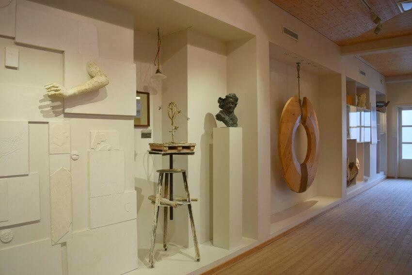 Der Goldene Umweg in Norwegen Nils Aas Galerie