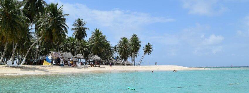 San Blas Inseln Isla Aguja