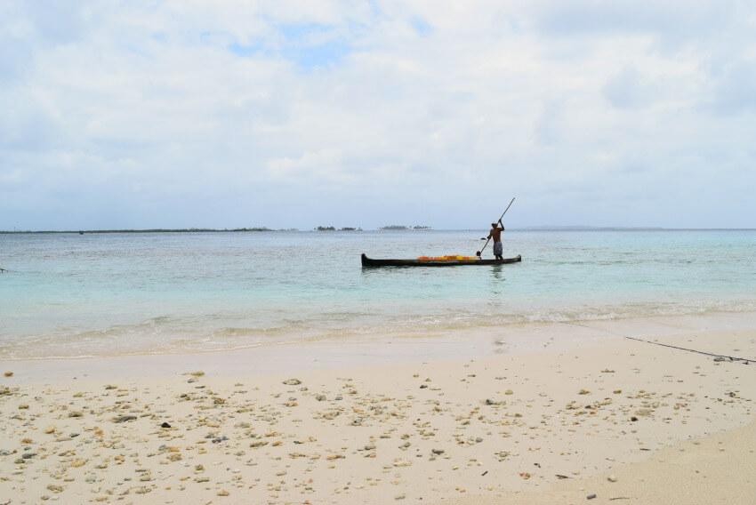 San Blas Inseln Isla Diablo Indio