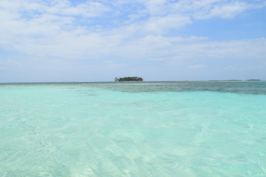 San Blas Inseln Isla Estrella