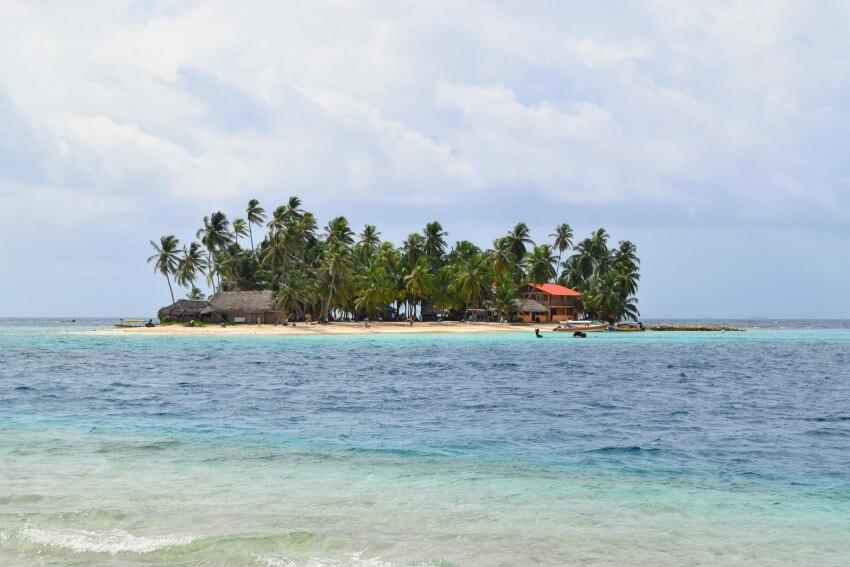 San Blas Inseln Isla Perro