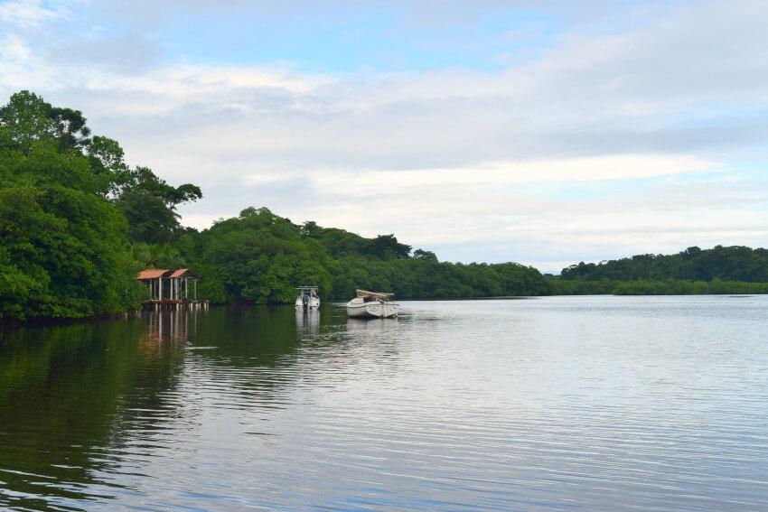 Isla Popa - Auszeit im Dschungel von Panama