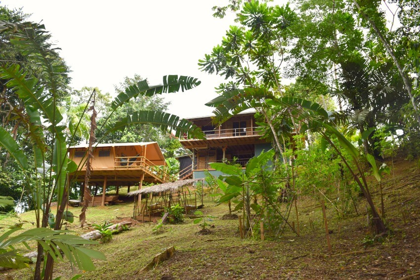 Isla Popa - Corto Lodge