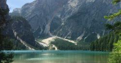 Pragser Wildsee - Bilderbuchkulisse in den Dolomiten