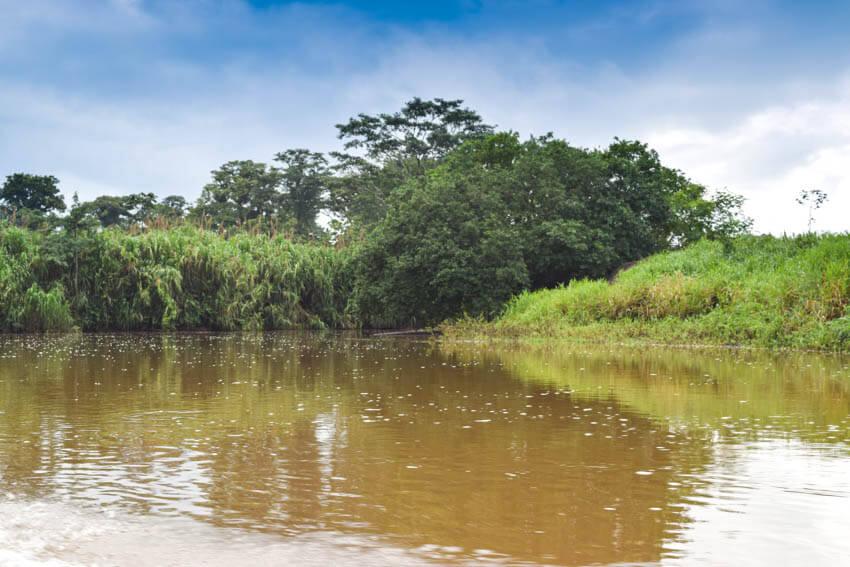 Tortuguero Nationalpark in Costa Rica Anreise