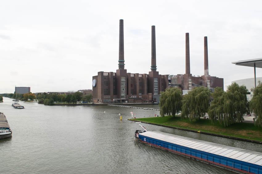 Autostadt Wolfsburg mit Familie - VW-Werk