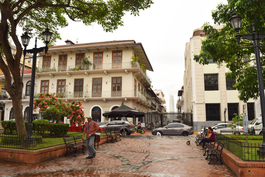 Panama Highlights Casco Viejo