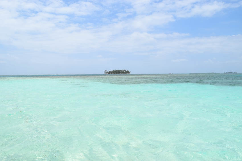 Panama Highlights San Blas Starfish Island