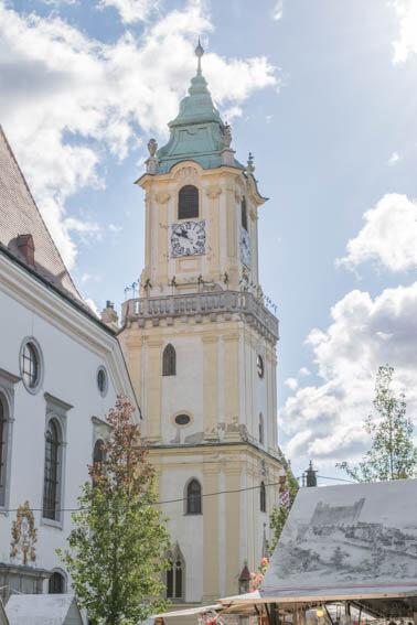 Bratislava Altes Rathaus