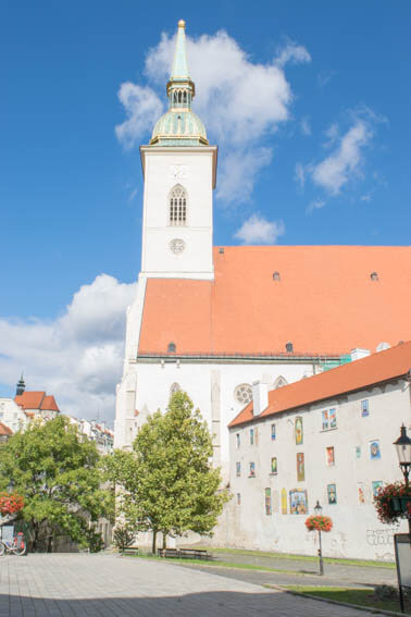 Bratislava Martinsdom