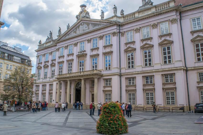 Bratislava Primatialpalast